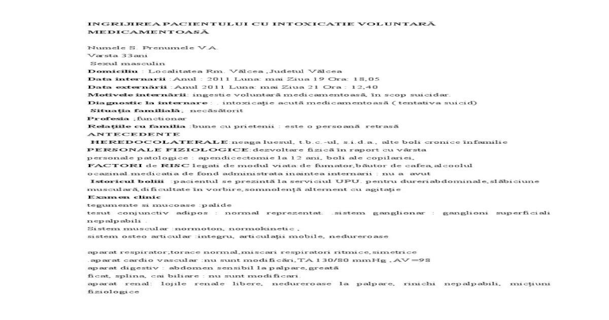 INGRIJIREA PACIENTULUI CU COXARTROZA (2) - Redactare licente