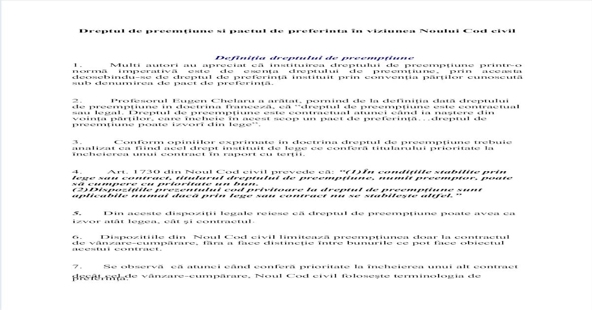contract de optiune ce este)
