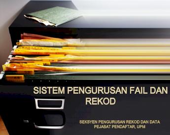 Sistem Pengurusan Fail Dan Rekod Reg Fail Dan Rekod Pdf 500 Sumber Manusia Sistem Pengurusan Fail E Fail Rfid Merupakan Sebuah Sistem Yang Digunakan Untuk